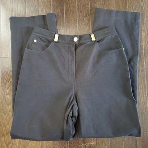 St John Sport Black Pants